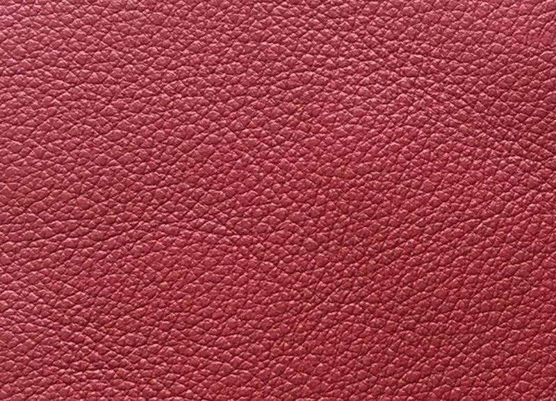 Leder Standard Rot