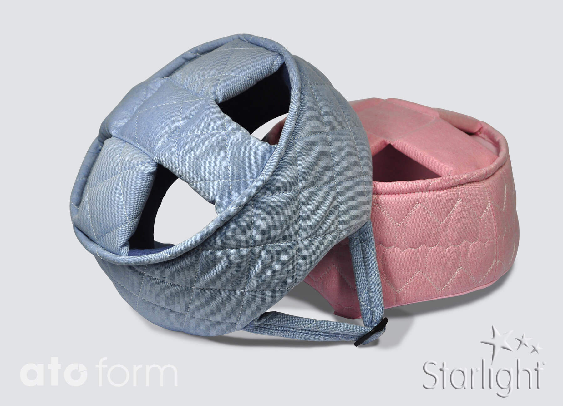 Starlight Standard Soft in Sonderfarbe mit gesteppten Material