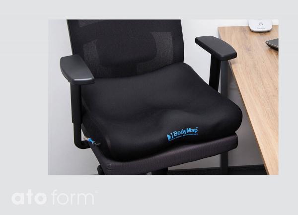 BodyMap A - Vakuumsitzkissen (Anwendungsbeispiel Bürostuhl)