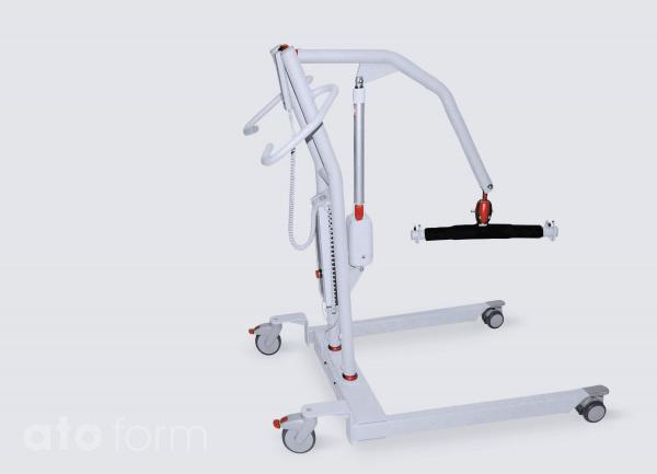 Hospi-Lift® in der niedrigsten Position