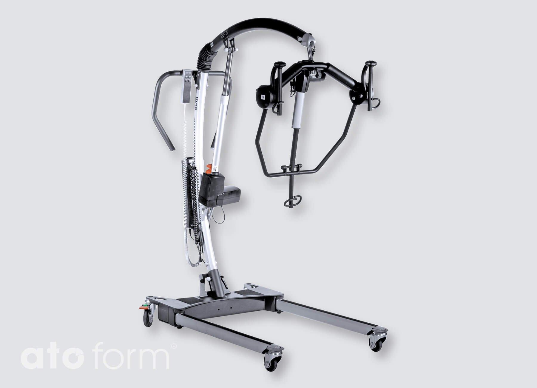 Patientenlifter Hospi-Lift King mit Sitzliegebügel