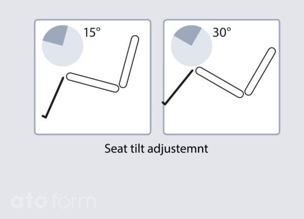 Tilt adjustment