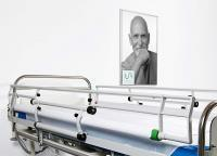 Patient-turning system for care beds TurnAid / ProWend.