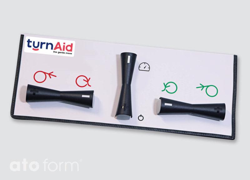 TurnAid / ProWend Handbedienung