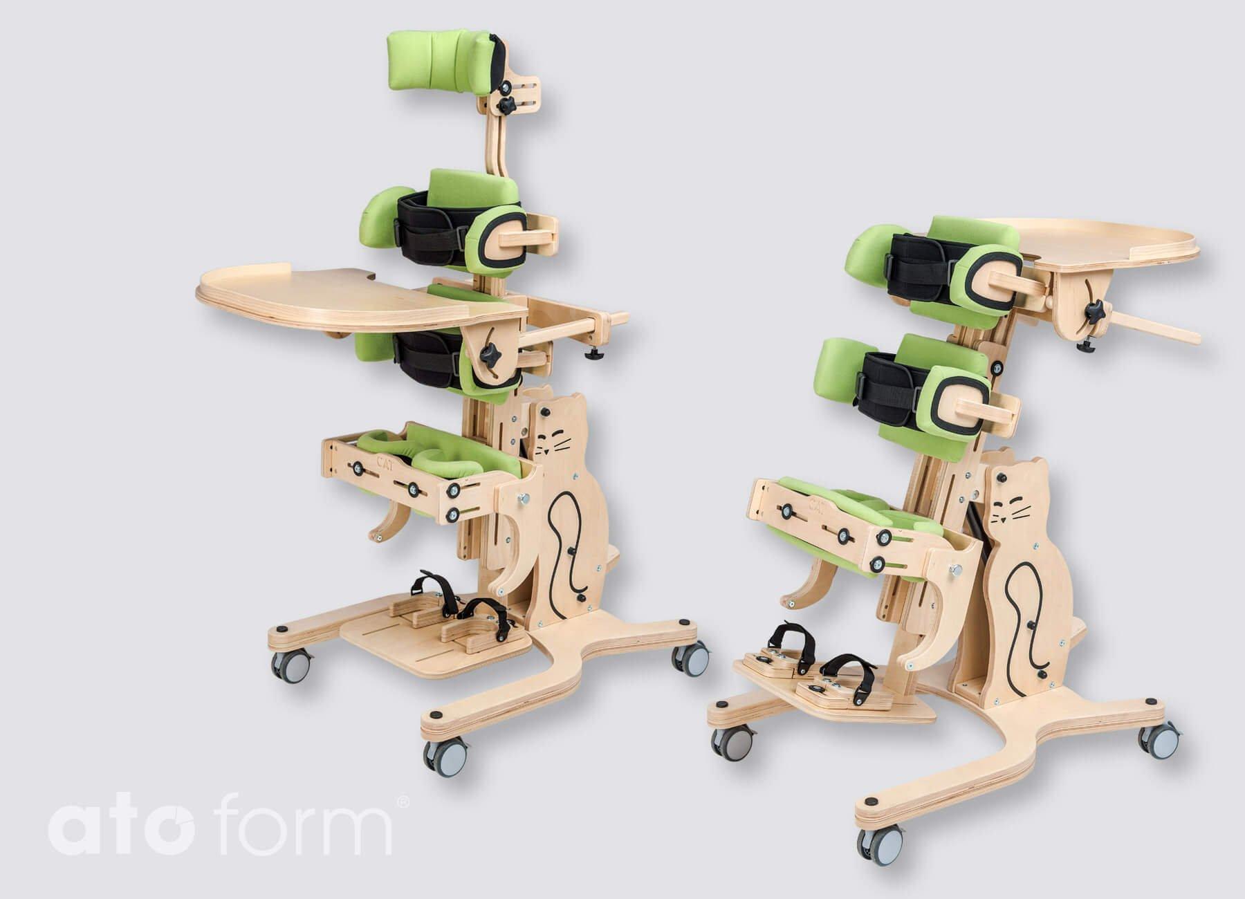 Cat II Invento für die Bauch- und Rückenlage