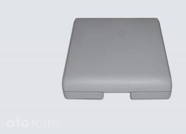 Dusch- und Toilettenstuhl M2 Zubehör - Abdeckplatte für die Sitzfläche