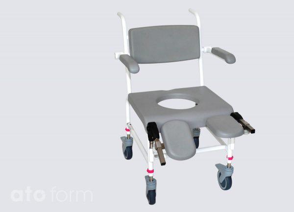 Dusch- und Toilettenstuhl M2 Zubehör - Amputationsbeinstützen