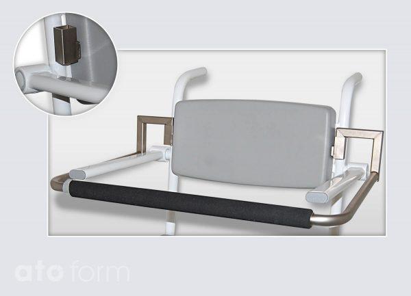 Dusch- und Toilettenstuhl M2 Zubehör - Haltebügel