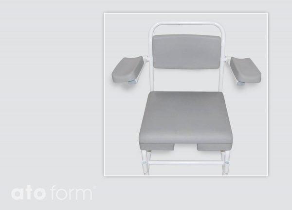 Dusch- und Toilettenstuhl M2 Zubehör - HEMI Armlehne