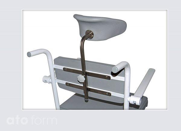 Dusch- und Toilettenstuhl M2 Zubehör - Kopfstützen