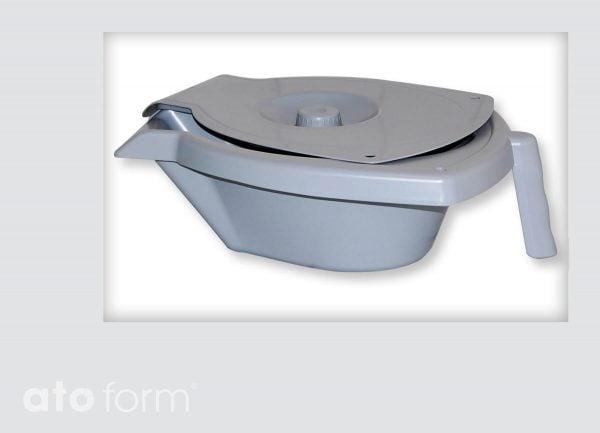 Dusch- und Toilettenstuhl M2 Zubehör - Eimer für Intimsitz