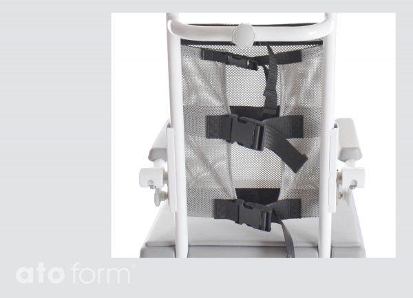 M2 Mini - Rückennetz verstellbar