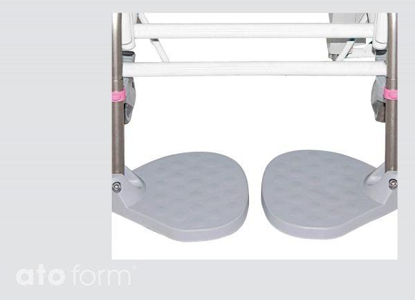 M2 Mini - höhenverstellbare Fußstützen