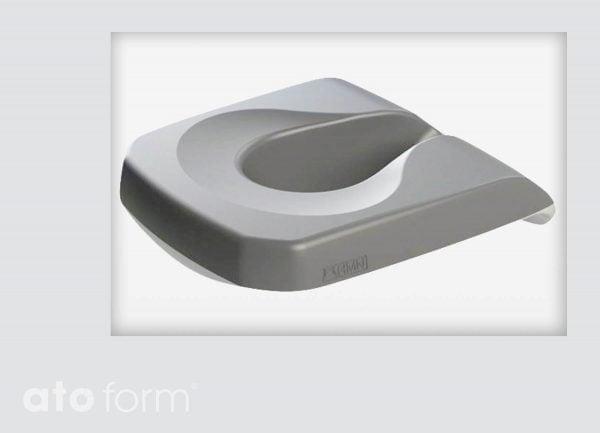 Dusch- und Toilettenstuhl M2 Zubehör - Wadenstütze