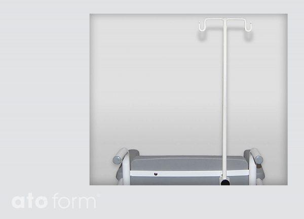 Dusch- und Toilettenstuhl M2 Zubehör - Infusionsständer