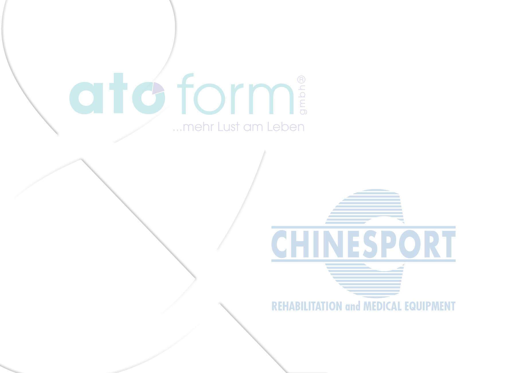 Standard - ohne weitere Ausstattung Partnerschaft ATO FORM Chinesport