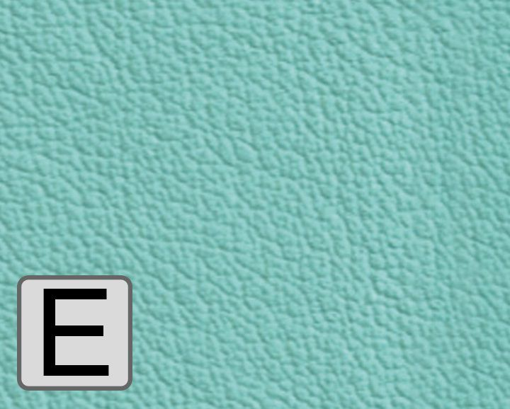 E - Aquamarine