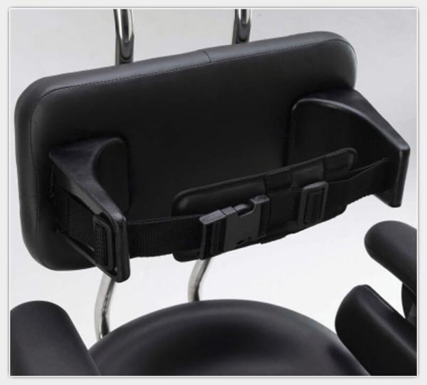 Strato - Rückenpolster mit Seitenpelotten inkl. Gurt
