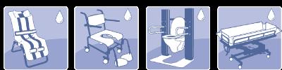 Bad und WC