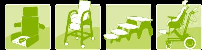 Sitzhilfen