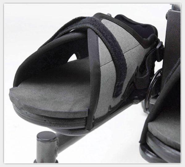 Hardrock - weich gefütterte Sandale mit Klettverschluss