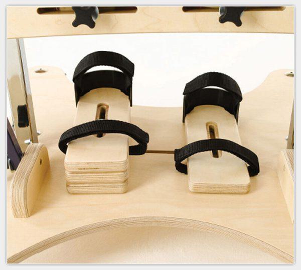 Hardrock - Höhenverstellung für Sandalen