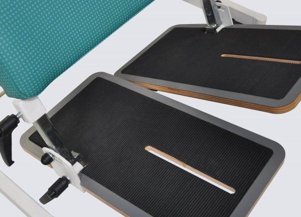 BS-300 geteilte Fußplatten