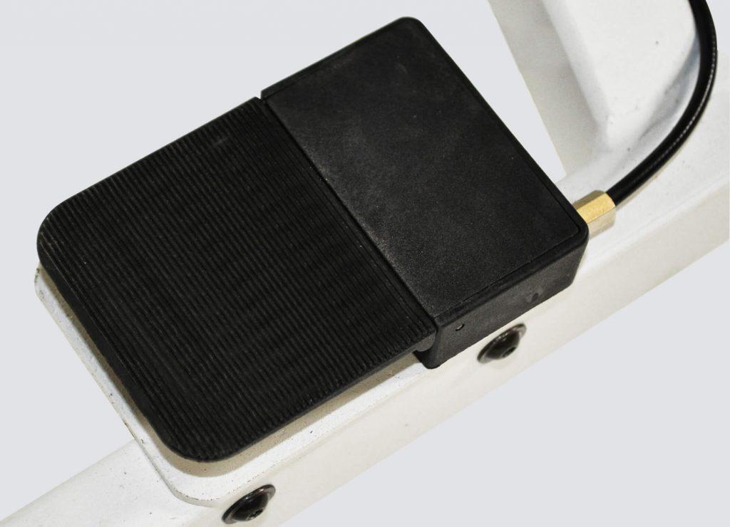 BS-100 - Neigungsverstellung mit Fußbedienauslösung