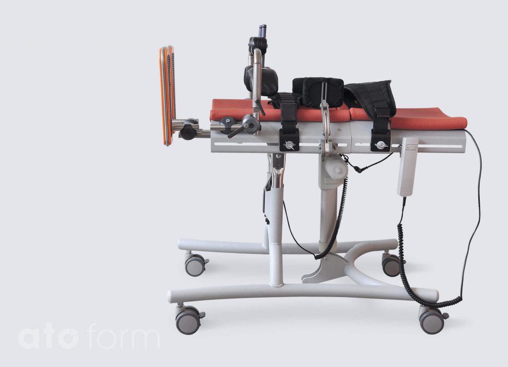 Novum 1 für die Rückenlage, horizontal