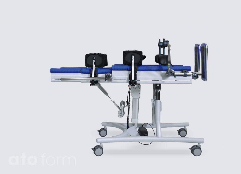 Novum 2 für die Rückenlage, horizontal