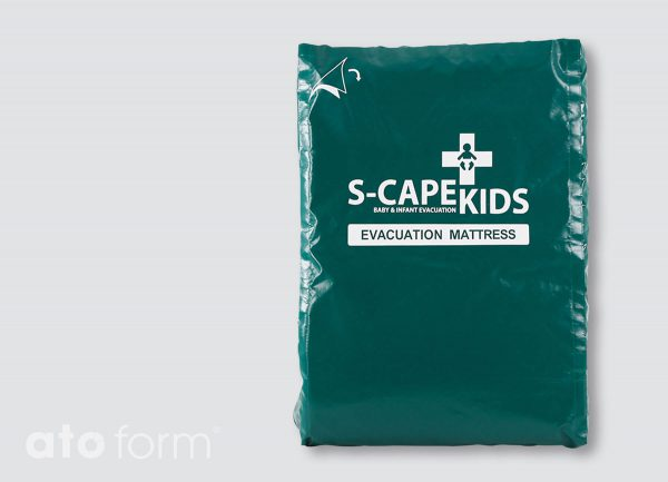 Evakuierungsmatratze S-CapeKids