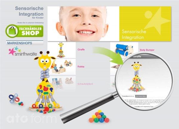 Fachhandel Onlineshop Sitzhilfen für Kinder