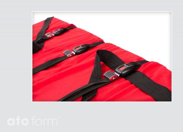 Evakuierungsmatratze Ski Pad Detailfoto
