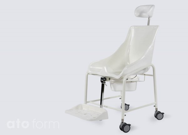 TS-Schale basic model with parallelogram footrest