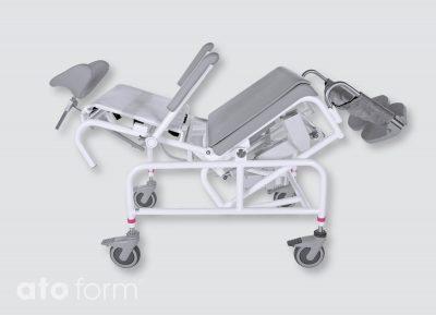 Dusch- und Toilettenstuhl M2 Flexi Tip