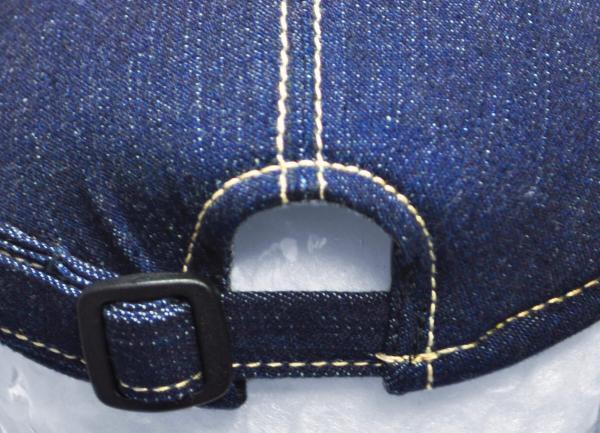 Starlight Generation Basecap Einstellung der Weite auf der Rückseite