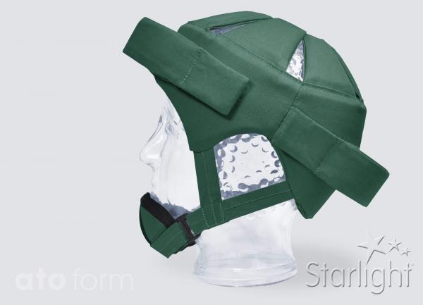 Kopfschutzhelm Starlight Secure mit Zubehör