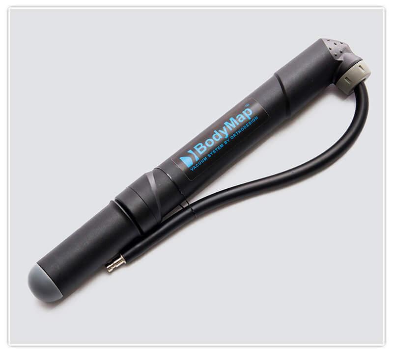 BodyMap® kleine handliche Vakuumpumpe, manuell