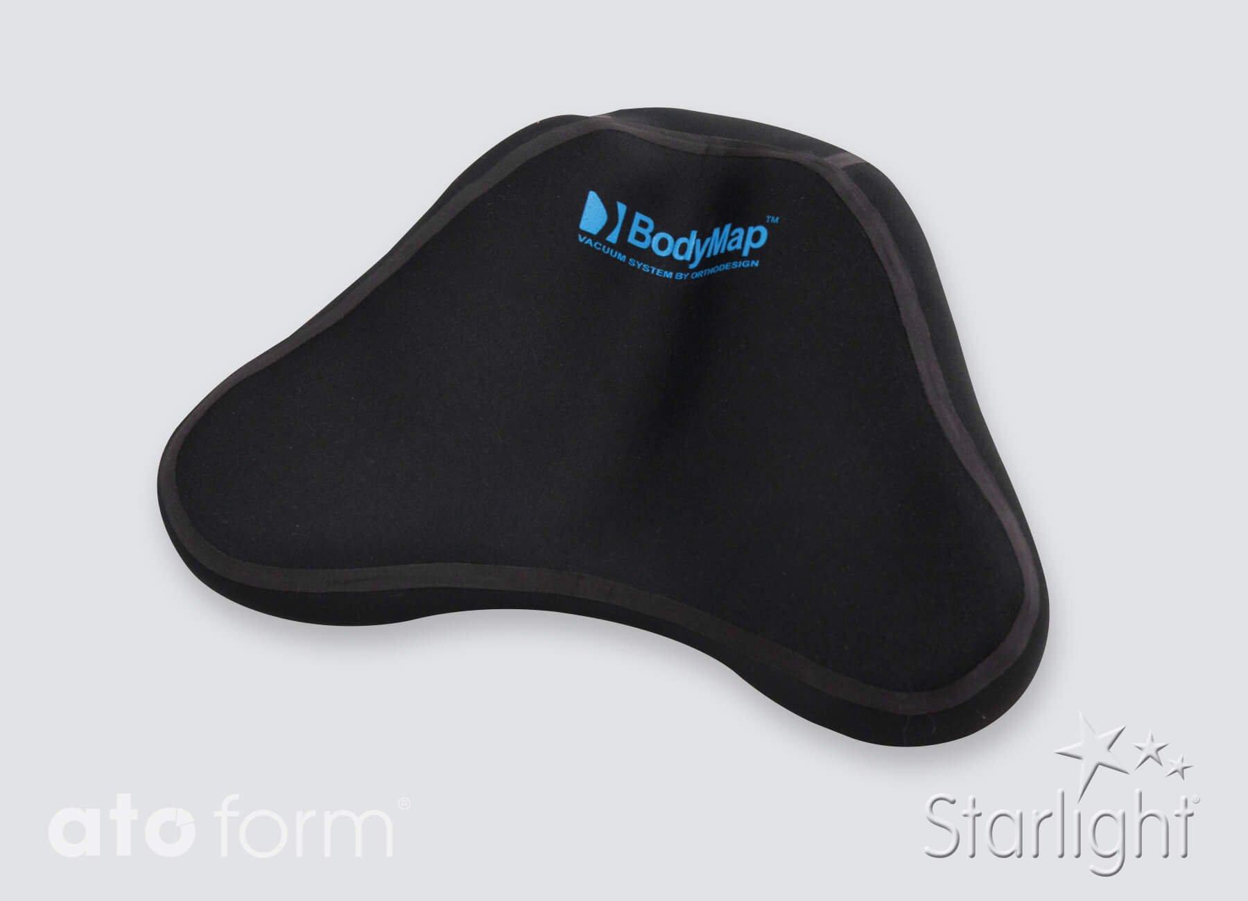 Vakuum-Kopfstütze BodyMap DZ, dreieckig