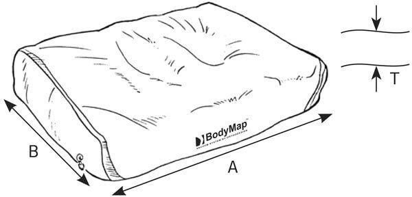 BodyMap N Skizze