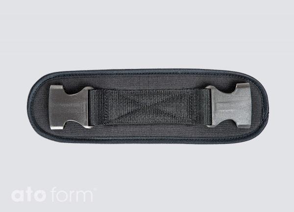 Polster für Stabilisierungsgurt mit Fixlockclip