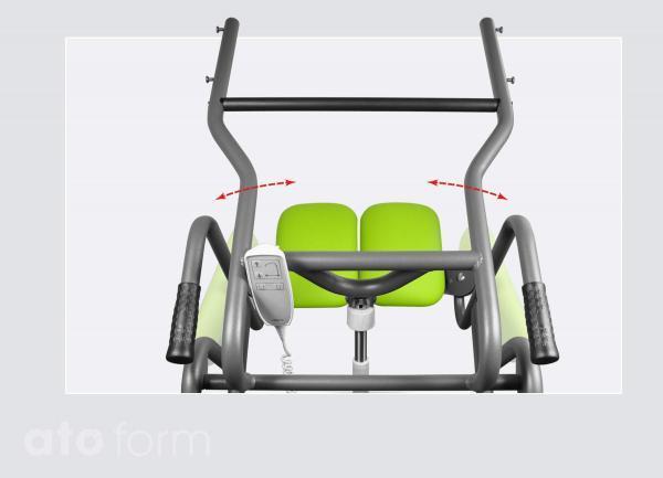 Mover Flexi mit elektrischer Höhenverstellung