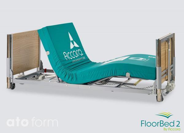 Floorbed2 Funktionen der Liegefläche