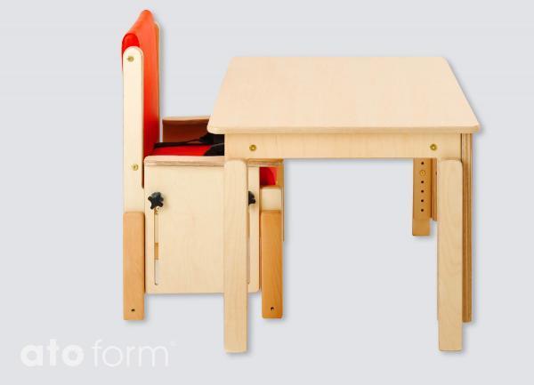 Kombinierbare Tische recheckig