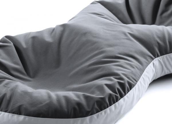 Freebag Komfort, Stabilisierung und Lagerung