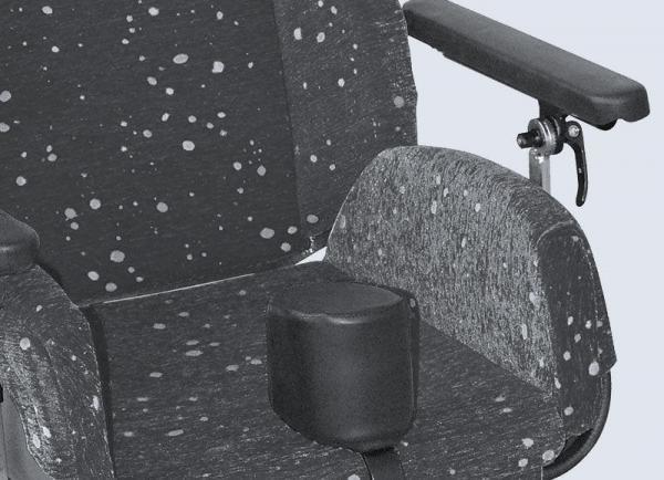 Sitzschalen und Untergestelle