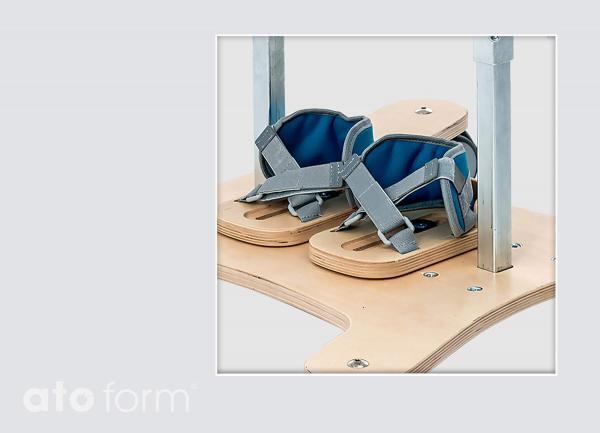 Stehständer Smart Fußplatten