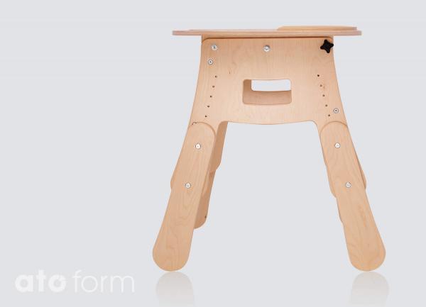Höhenverstellung Kidoo Tisch