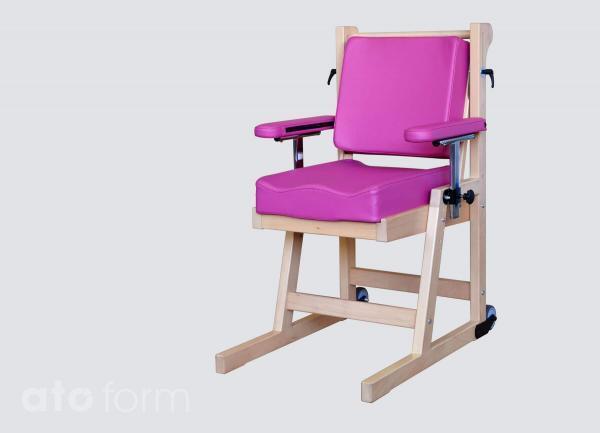 Therapiestuhl Ursberg Pink