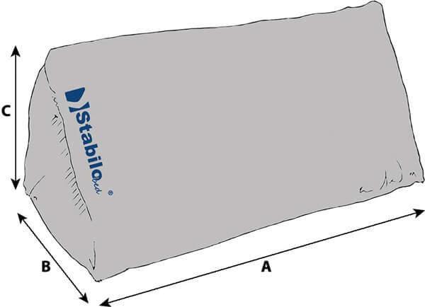 Technische Daten Lateral Positionierungskeil
